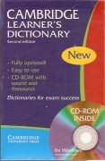 Cambridge learner's Dictionary + CD
