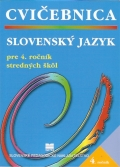Cvičebnica zo SJ pre 4.ročník stredných škôl,2012