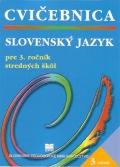 Cvičebnica zo SJ pre 3.ročník stredných škôl,2008