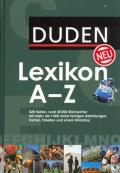 DUDEN Lexikon A-Z Neu