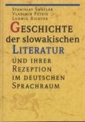Geschichte der slowakischen literatur