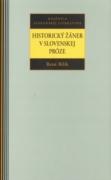 Historický žáner v slovenskej próze