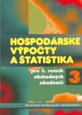 Hospodárske výpočty a štatistika 3