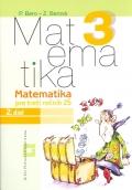 Matematika 3 - Pracovný zošit - 2. diel pre ZŠ