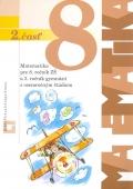 Matematika pre 8.ročník ZŠ Učebnica 2.diel