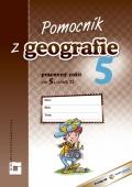 Pomocník z geografie pre 5. roč. prac. z.