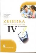 Zbierka textov a úloh z literatúry IV pre SŠ
