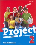 Project 2 student´s book (third edition)