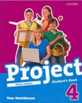 Project 4 student´s book (third edition)