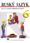Ruský jazyk pre 6.ročník základných škôl