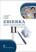Zbierka textov a úloh z literatúry II pre SŠ