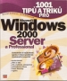 1001 tipů a triků pro Microsoft Windows 2000 Server a Profession